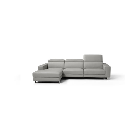 Whiteline Modern Living - Augusto Italian Sectional - UNQFurniture