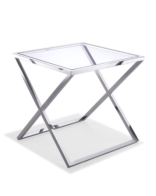 Whiteline Modern Living - Ricci Side Table - UNQFurniture