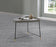 Whiteline Modern Living - Sara Side Table - UNQFurniture