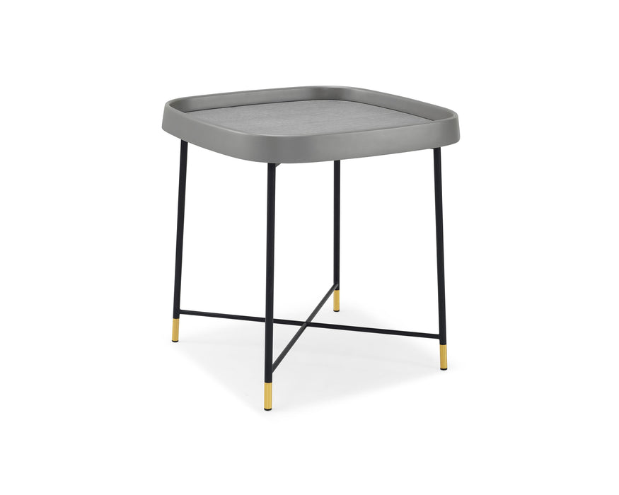 Whiteline Modern Living - Lucia Side Table - UNQFurniture