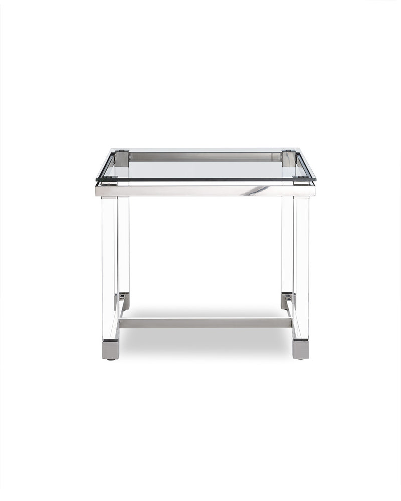 Whiteline Modern Living - Brianna Side Table - UNQFurniture