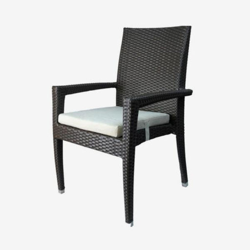 Feruci - Venice Outdoor Patio Dining Chair - UNQFurniture