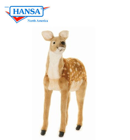 "Bambi Deer Standing 32"" Tall - UNQFurniture"