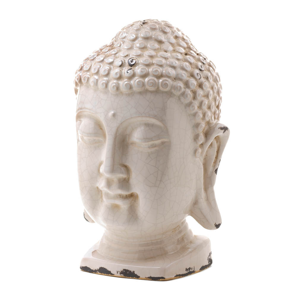 Buddha Head Decor - UNQFurniture