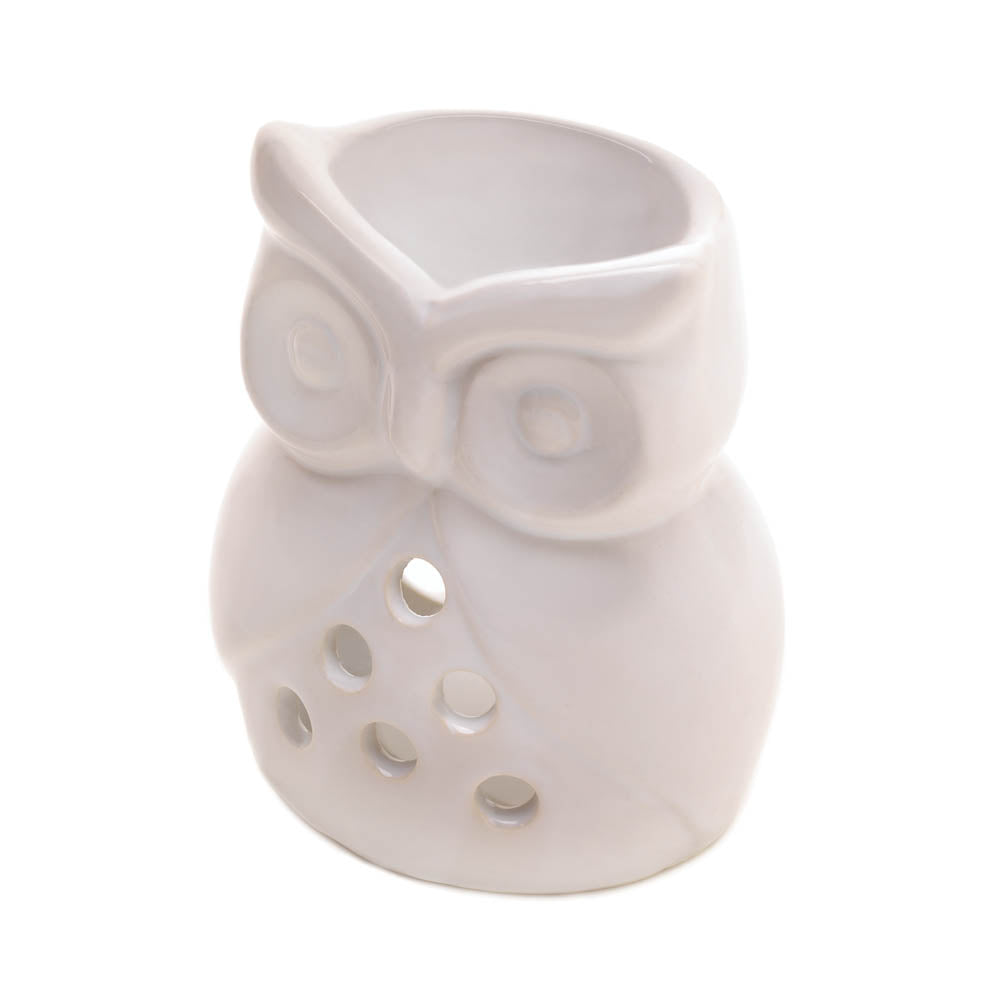 Charming Owl Oil Warmer - UNQFurniture