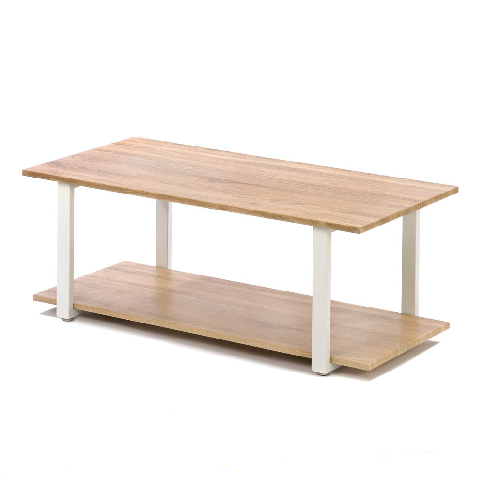 Contemporary Cottage Coffee Table - UNQFurniture