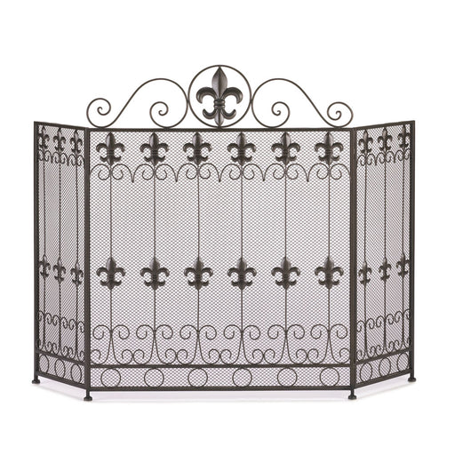French Revival Fire Place Screen - UNQFurniture
