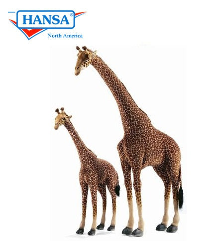 Hansatronics Mechanical Giraffe Life Size 17ft Tall - UNQFurniture