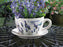 Lavender Fields Teacup Planter - UNQFurniture