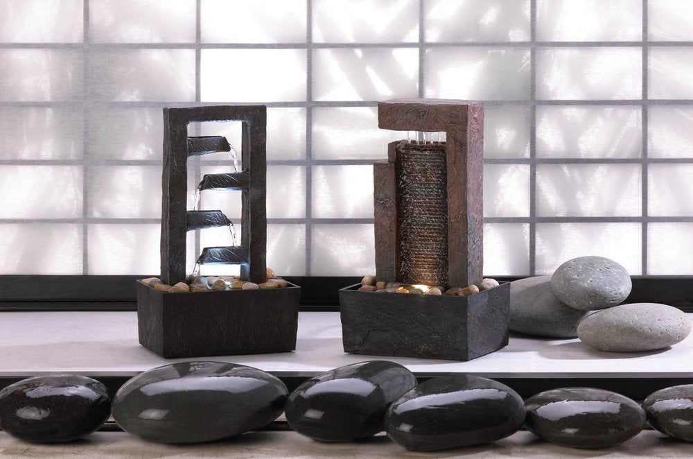 Level Flowing Fountain - UNQFurniture