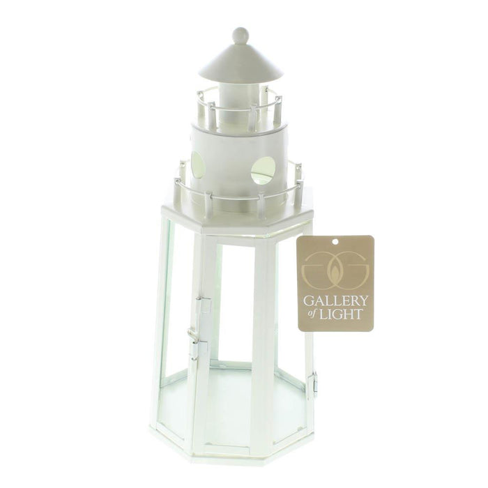 Lighthouse Candle Lantern - UNQFurniture