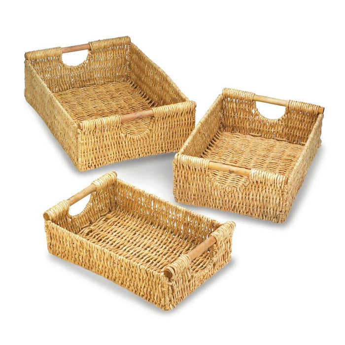 Maize Nesting Basket Set - UNQFurniture