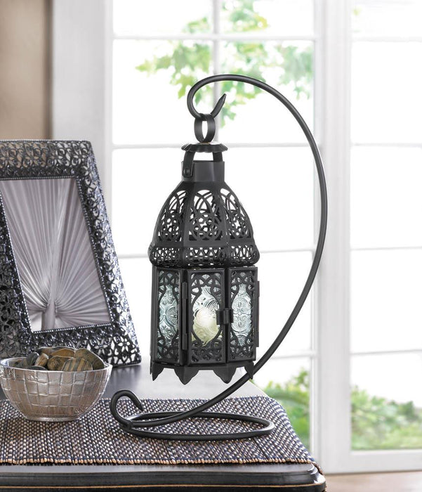 Moroccan Tabletop Lantern - UNQFurniture
