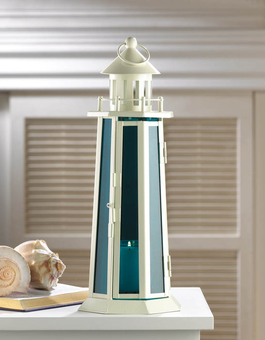 Nautical Candle Lantern - UNQFurniture