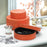 Orange Keepsake Boxes Trio - UNQFurniture