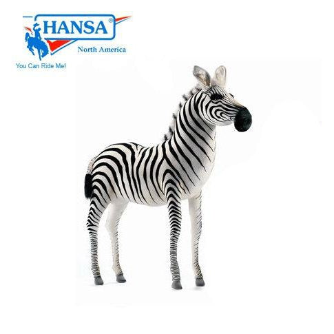 Mechanical Zebra, Ride-On Adult - UNQFurniture