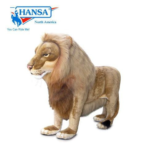 Lion, Male Ride-On - UNQFurniture