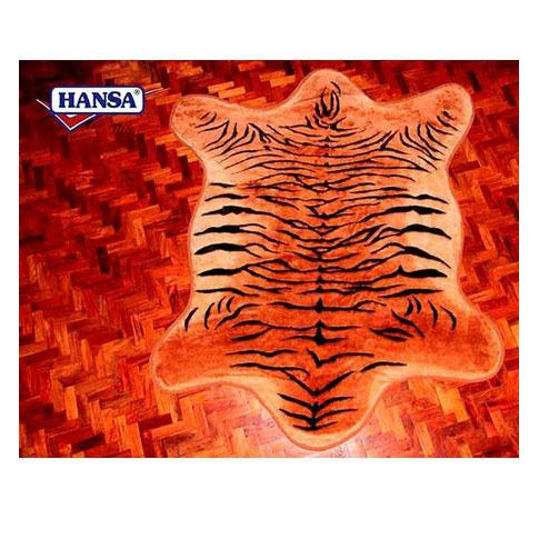 "Tiger Carpet - 72"" X 60"" - UNQFurniture"