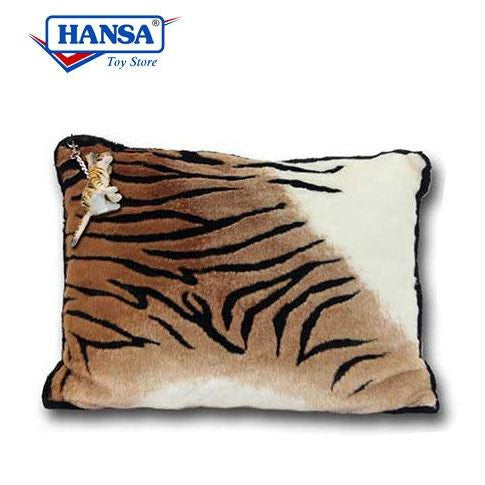 "Tiger Pillow 30"" - UNQFurniture"