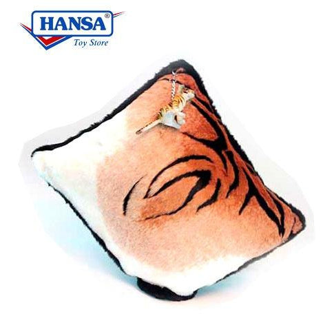 "Tiger Pillow 21"" - UNQFurniture"