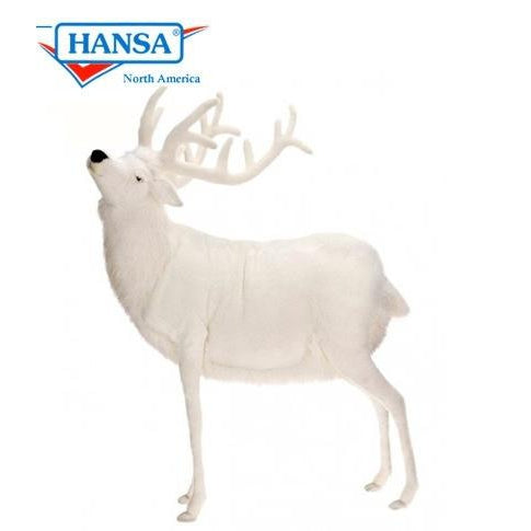 "White Deer 60"" Tall Ride-On - UNQFurniture"