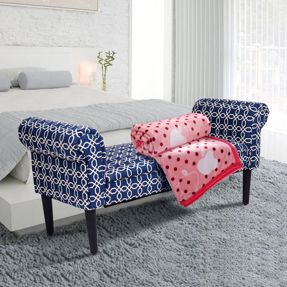 Rolled Arm Padded Sofa Chair - UNQFurniture