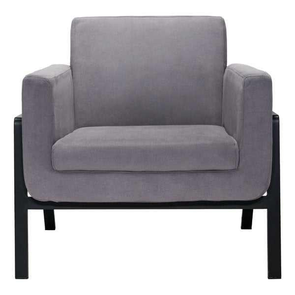 Homestead Lounge Chair, Gray - UNQFurniture