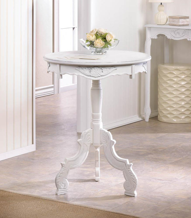 Rococo Accent Table - UNQFurniture