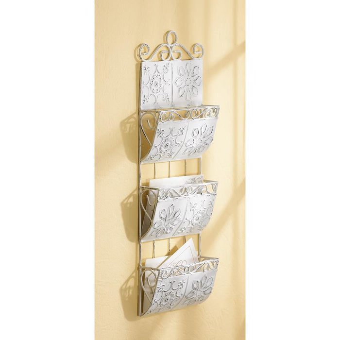 Shabby Chic Letter Holder - UNQFurniture