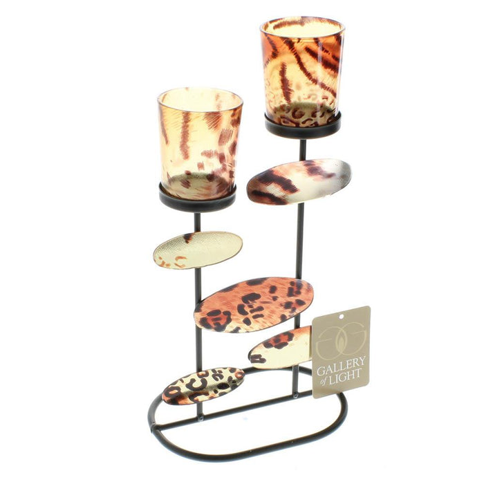 Tiger-Riffic Candle Holder - UNQFurniture