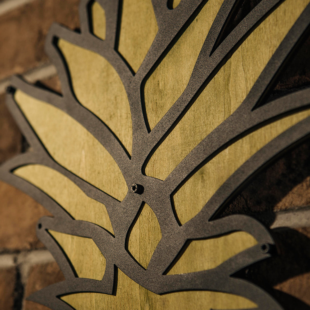 Contemporary Faux Iron Wall Decor Image - Wall Art Collections ...