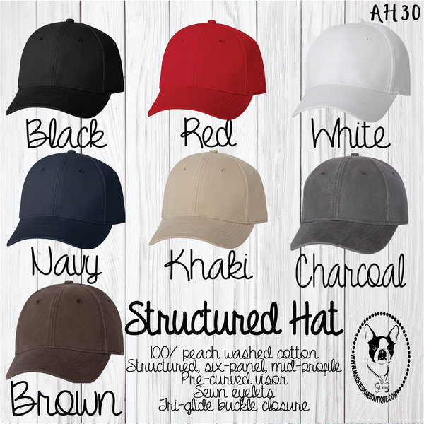 Sportsman Structured Hat
