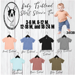 Baby Triblend Short Sleeve Tee