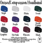 Compression Headbands