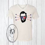 Abraham Lincoln Patriotic Custom Shirt, Short Sleeve