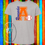 Alva Renegades Baseball Custom Shirt, Soft Short Sleeve