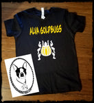 Alva Goldbugs Custom Shirt for Kids
