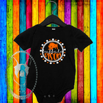 Buffalo Bison Circle Custom Shirt for Kids, One Piece