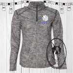 Cougars Volleyball Personalized Custom Shirt, Quarter Zip Womens Pullover