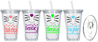 Easter Bunny Personalized Custom Cup