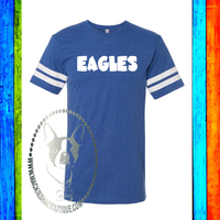 Eagles Jersey Custom Shirt, Vintage Football Tee
