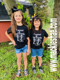 I Survived (Any Grade) 2020 #quarantined Custom Shirt for Kids, Soft Short Sleeve
