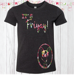 It's Friyah Custom Shirt for Kids, Short-Sleeve