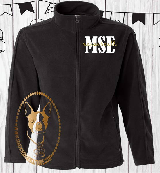 Maize South Elementary Custom Jacket