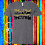 Mavericks Mavericks Mavericks Mavericks Custom Shirt, Soft Short Sleeve