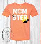 MOMSTER Custom Shirt, Soft Short Sleeve