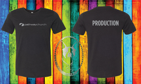 Pathway Production Custom Shirt, Soft Soft Sleeve