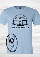 Where the Hell is Sitka? Custom Shirt, Short-Sleeve