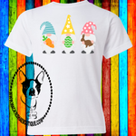 Gnome Easter Custom Shirt