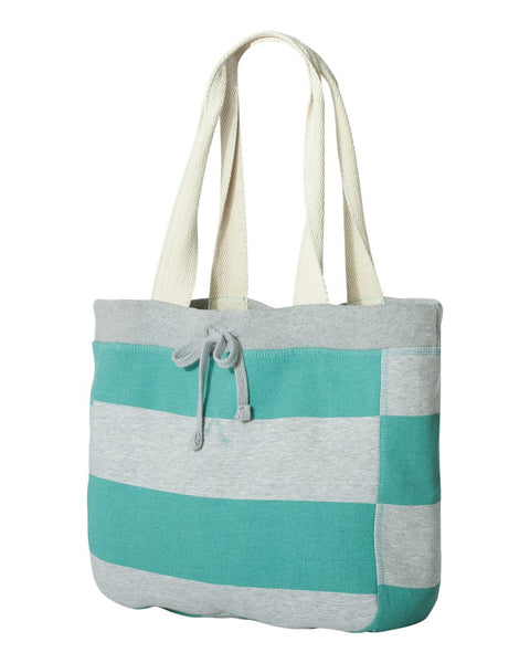 Pro-Weave Striped Beach Bag (Multiple Color Options)
